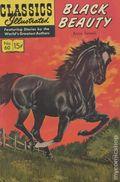Classics Illustrated 060 Black Beauty (1949) 6