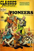 Classics Illustrated 037 The Pioneers (1947) 9