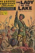 Classics Illustrated 075 The Lady of the Lake (1950) 8