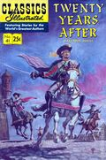 Classics Illustrated 041 Twenty Years After (1947) 7