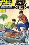 Classics Illustrated 042 Swiss Family Robinson 17