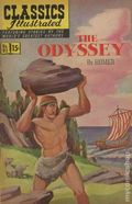 Classics Illustrated 081 The Odyssey (1951) 2