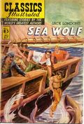 Classics Illustrated 085 The Sea Wolf (1951) 5