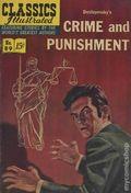 Classics Illustrated 089 Crime and Punishment (1951) 4