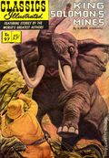Classics Illustrated 097 King Solomon's Mines (1952) 4