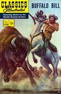 Classics Illustrated 106 Buffalo Bill (1953) 6