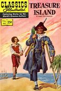 Classics Illustrated 064 Treasure Island (1949) 13