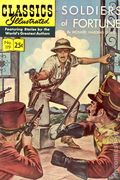 Classics Illustrated 119 Soldiers of Fortune (1954) 3