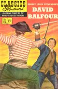 Classics Illustrated 094 David Balfour (1952) 2