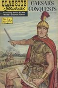 Classics Illustrated 130 Caesar's Conquests (1956) 5
