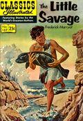 Classics Illustrated 137 The Little Savage (1957) 7