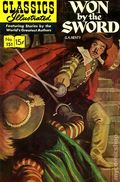Classics Illustrated 151 Won by the Sword (1959) 4