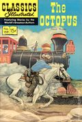 Classics Illustrated 159 The Octopus (1960) 1