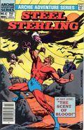 Shield Steel Sterling (1983) 5