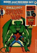 Amazing Spider-Man Book and Record Set (1974 Power Records) PR#24R