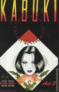 Kabuki Circle of Blood (1995) Autographed 3