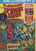 Amazing Spider-Man Book and Record Set (1974 Power Records) PR10-N