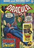 Dracula Book and Record Set (1974 Power Records) PR#15N