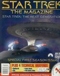 Star Trek The Magazine (1999) Volume 2, Issue 12A