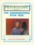 Files Magazine Focus on the Undiscovered Star Trek SC (1987) 1-1ST
