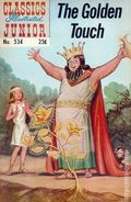 Classics Illustrated Junior (1953 - 1971 Reprint) 534