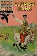 Classics Illustrated Junior (1953 - 1971 Reprint) 566