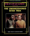 Files Magazine Focus on the Undiscovered Star Trek SC (1987) 4-1ST