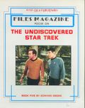 Files Magazine Focus on the Undiscovered Star Trek SC (1987) 5-1ST