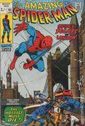 Amazing Spider-Man (1963 1st Series) UK Edition 95UK