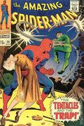Amazing Spider-Man (1963 1st Series) UK Edition 54UK