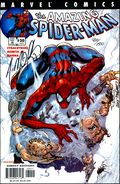Amazing Spider-Man (1998 2nd Series) 30DFSIGNED(1500)