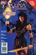 Xena Warrior Princess Orpheus Trilogy (1998) 1B