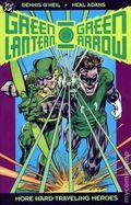 Green Lantern/Green Arrow TPB (1992-1993 DC) 1st Edition Hard-Traveling Heroes 2-1ST