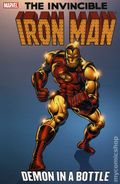 Iron Man Demon in a Bottle TPB (2006 Marvel) 1-1ST