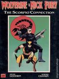 Wolverine/Nick Fury The Scorpio Connection GN (1990) 1-1ST