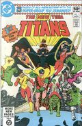 New Teen Titans (1980) (Tales of ...) 1