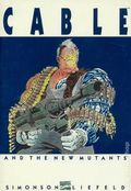 Cable and the New Mutants TPB (1992 Marvel) 1-1ST