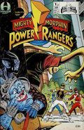 Mighty Morphin Power Rangers (1995) Limited Series 1