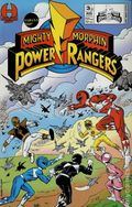 Mighty Morphin Power Rangers (1995) Limited Series 3