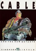 Cable and the New Mutants TPB (1992 Marvel) 1-REP
