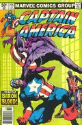 Captain America (1968 1st Series) 254