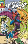 Amazing Spider-Man Double Trouble (1993) Canadian Edition 2