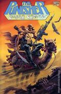 Punisher Empty Quarter GN (1994 Marvel) 1-1ST