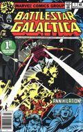 Battlestar Galactica (1979 Marvel) 1