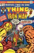 Marvel Two-in-One (1974 1st Series) 12