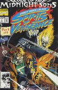 Ghost Rider Blaze Spirits of Vengeance (1992) 1U