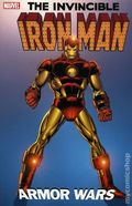 Iron Man Armor Wars TPB (2007 Marvel) 2nd Edition 1-1ST