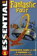 Essential Fantastic Four TPB (2005- Marvel) 2nd Edition 1-1ST