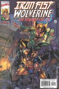 Iron Fist Wolverine (2000) 2