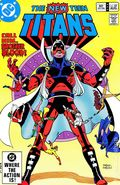 New Teen Titans (1980) (Tales of ...) 22
